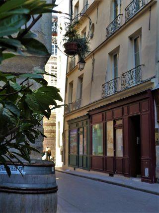 Recoins secrets du Paris d'aujourd'hui